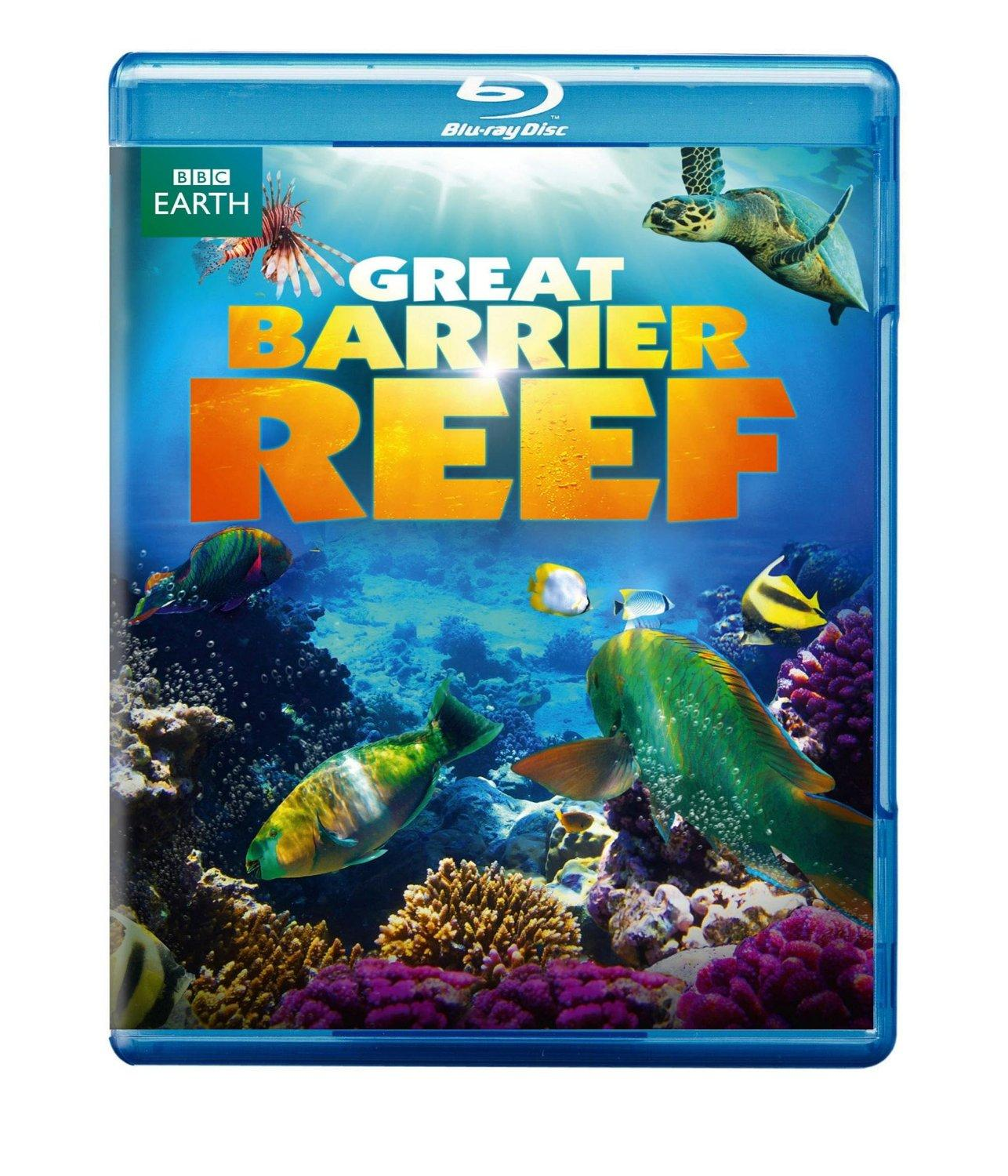 $4.99 Great Barrier Reef (2011/BBC/BD) Amazon Prime ONLY
