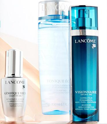 Up to 60% Off Lancome on Sale @ Rue La La