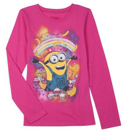From $4.48 Girls' Graphic T-Shirts @ Target.com