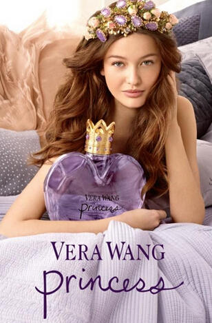 Vera Wang Princess by Vera Wang for Women - 3.4 Ounce EDT