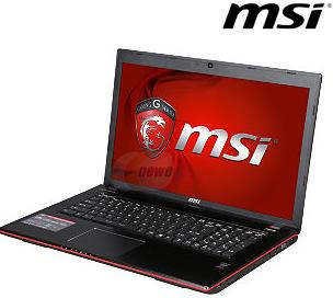 "$949.99 MSI GE Series GE70 Apache Pro-681 Core i7 1080p 17.3"" Gaming Laptop"