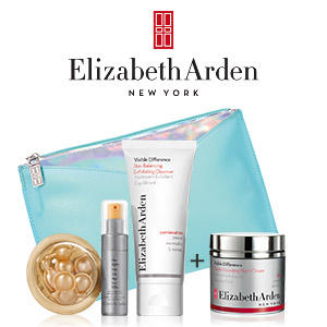Dealmoon Exclusive! 25% OFF + Free 3 bestsellers with ANY $72+ Order @ Elizabeth Arden