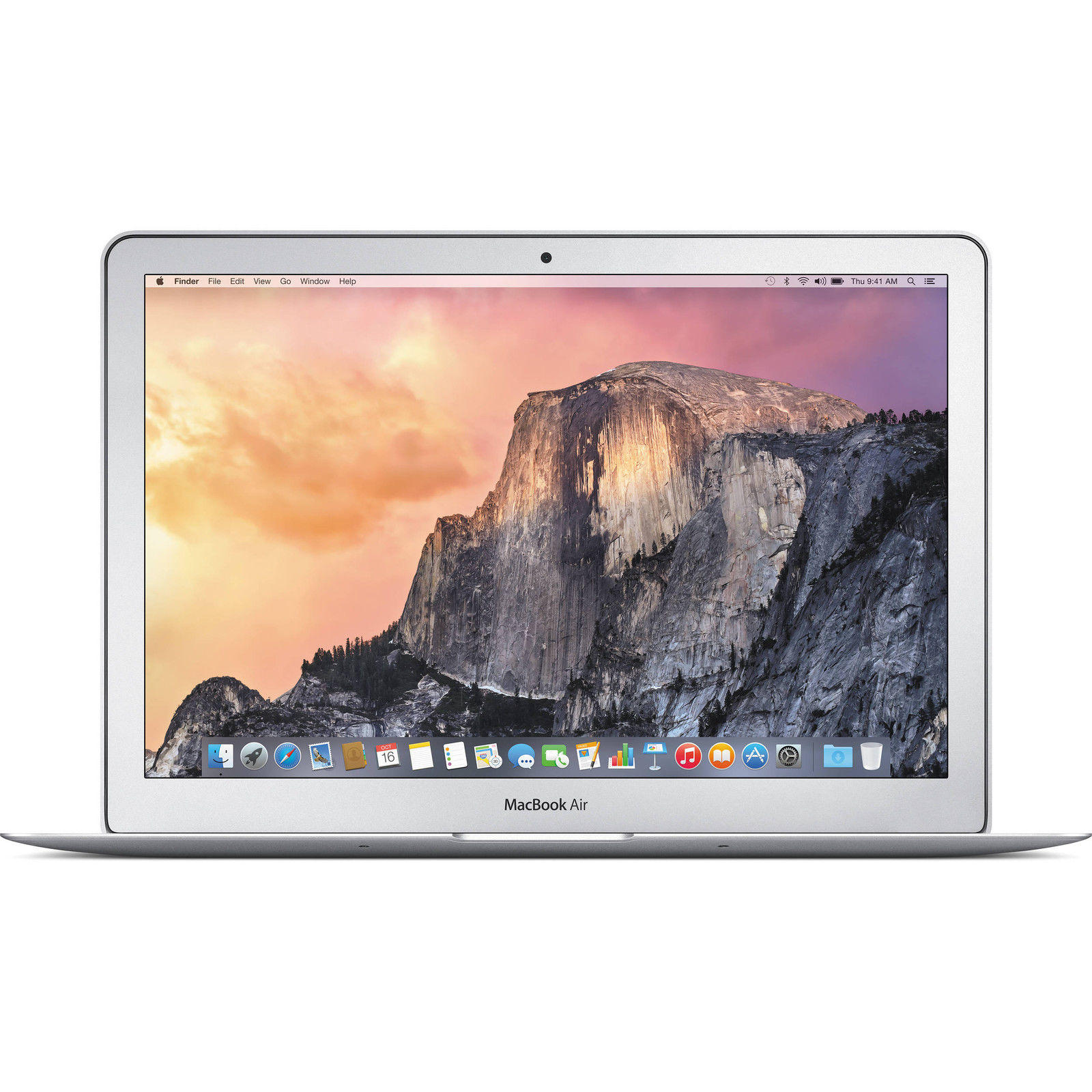 Newest Apple MacBook Air MJVG2LL/A 13.3-inch Laptop w/Intel Core i5, 4GB RAM