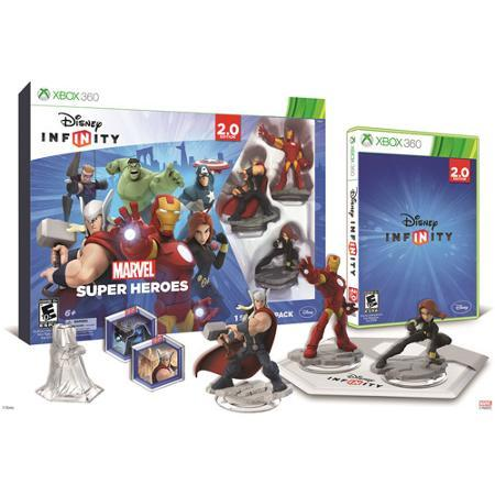 $22.99 Disney INFINITY: Marvel Super Heroes (2.0 Edition) Video Game Starter Pack - Xbox 360