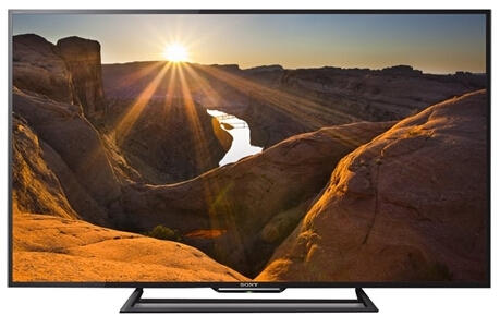"$498 Sony Bravia 48"" 1080p LED Smart HDTV (2015 Model) + Dell $150 eGift Card"