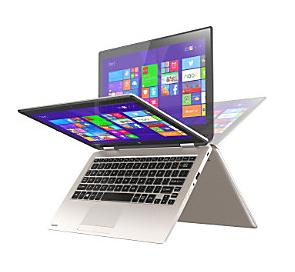 "$361.99 Toshiba Satellite Radius 11 11.6"" Touchscreen Laptop L15W-B1320"