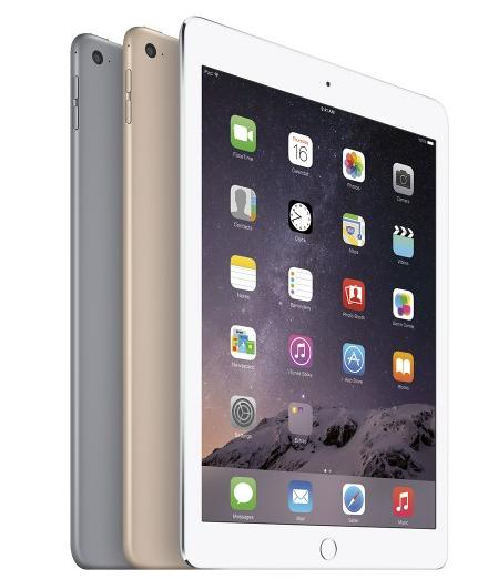 Extra $100 Off  4 Hour Sale on Select Apple iPad Air 2 @Best Buy