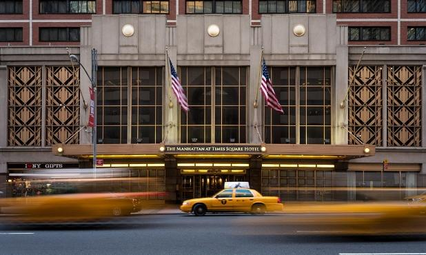 From $115/Night The Manhattan At Times Square Hotel - New York, NY