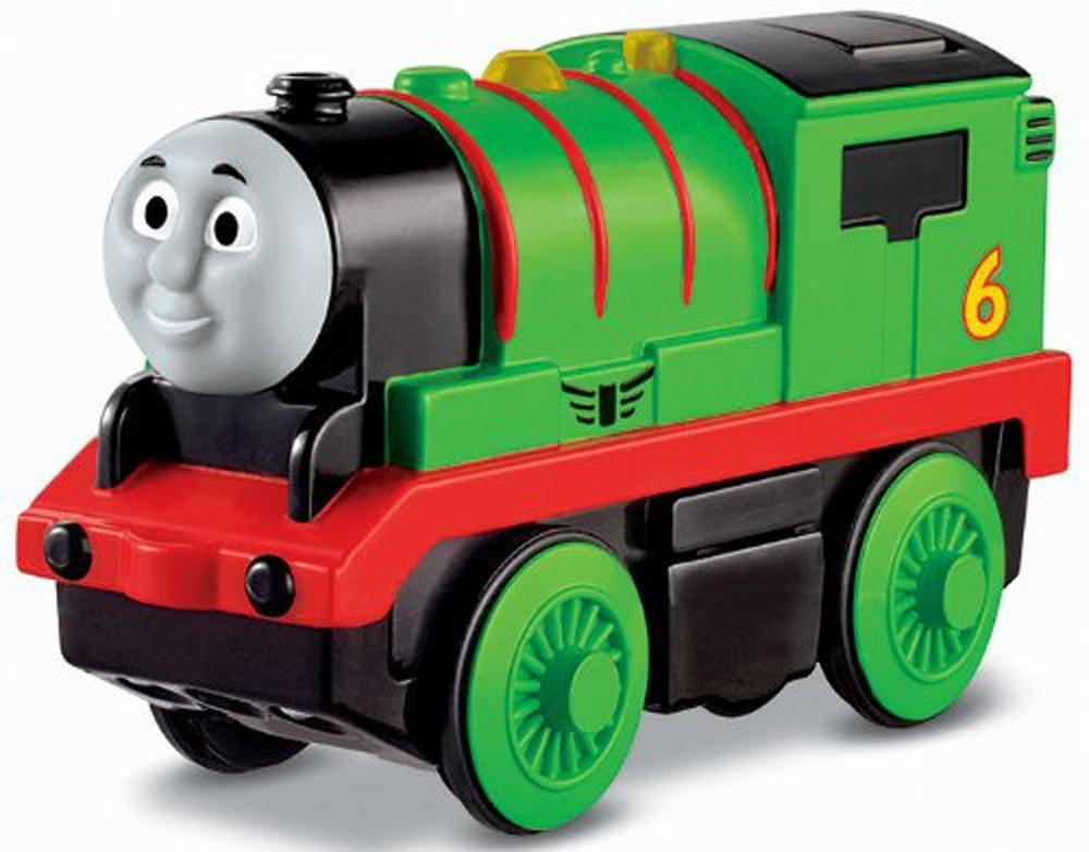$18.04 Fisher-Price Thomas the Train Wooden Railway Battery-Operated Percy