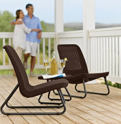 $119.95 Keter 3-Piece Rio Patio Set