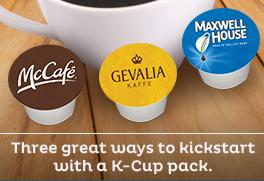 25% Off Kraft Coffee Pods @ Amazon.com