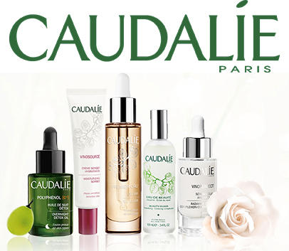 Up to 50% Off Select Products + 20% Off  Your purchase @ Caudalie Friends & Family Sale