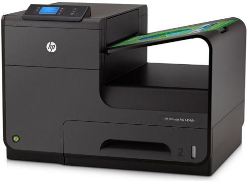 $191.99HP - Officejet Pro X451dn Printer - Black