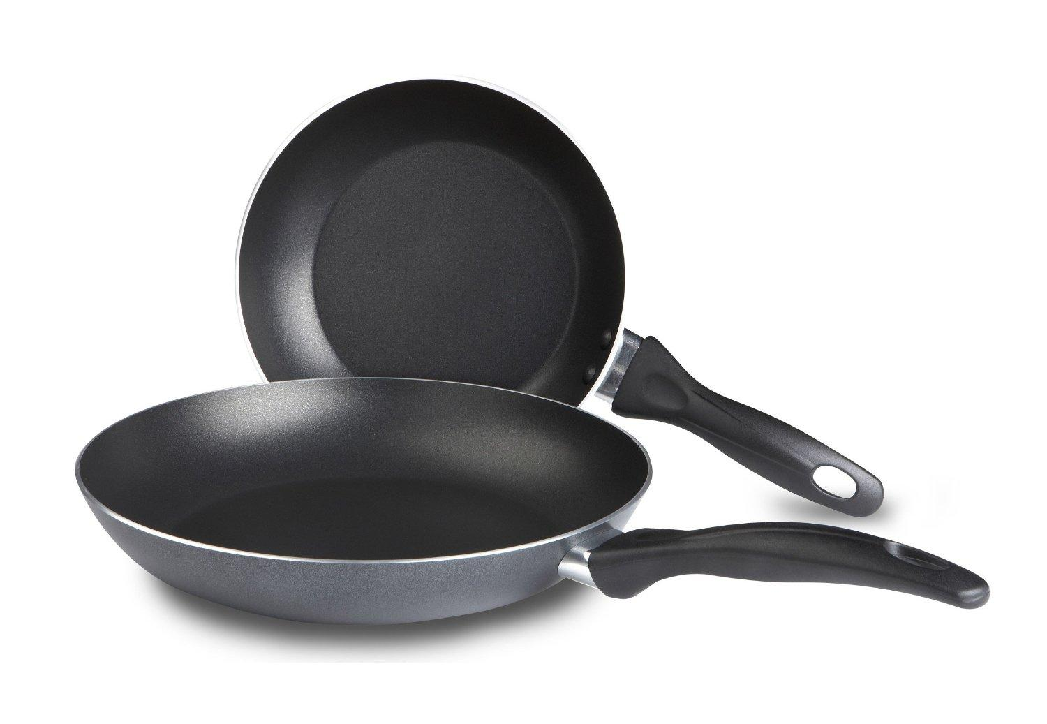 T-fal A857S2 Specialty Nonstick Dishwasher Safe PFOA Free 8-Inch and 10-Inch Fry Pan