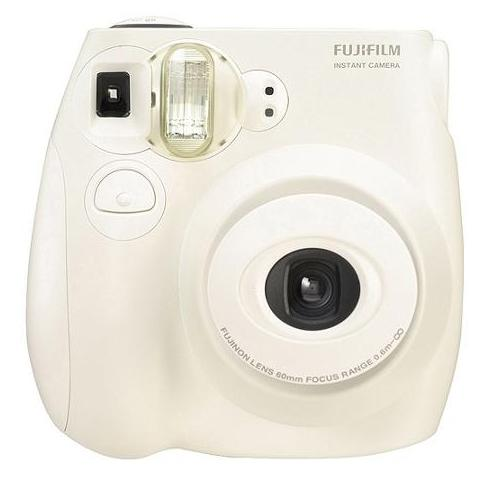 $40.42 Fujifilm Instax Mini 7S Instant Camera +10-Pack Fujifilm Mini Film