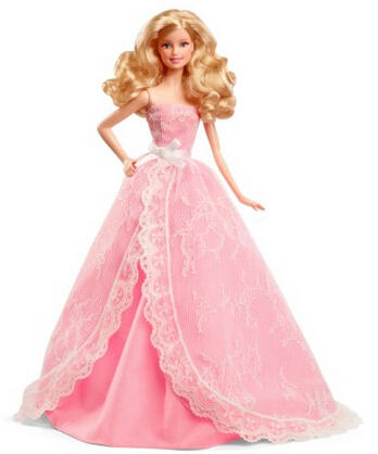Barbie 2015 Birthday Wishes Barbie Doll