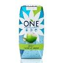 $21.38 O.N.E. 100% Pure Coconut Water, 11.2 oz. containers (24 Pack)