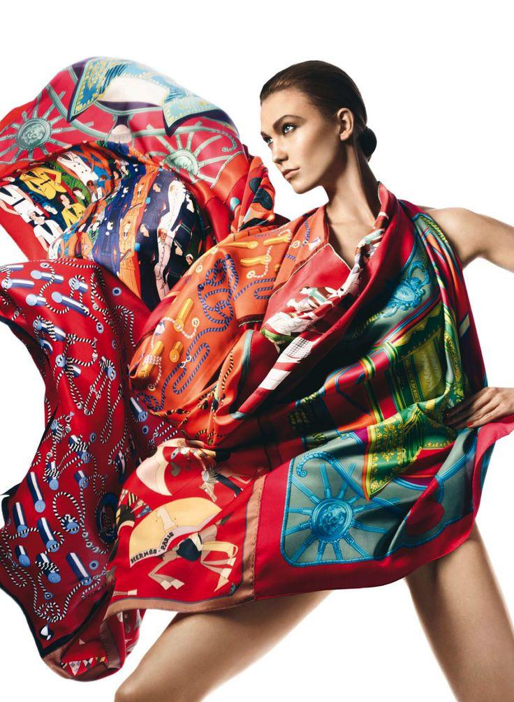 Up to 16% Off Hermes Scarves on Sale @ MYHABIT