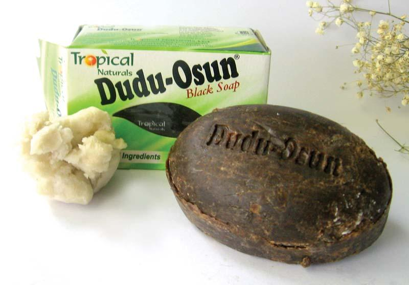$8.25 Dudu-Osun African Black Soap (100% Pure) 150g