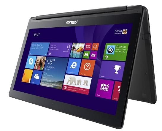 "$699.99 Asus - 2-in-1 15.6"" Touch-Screen Laptop"