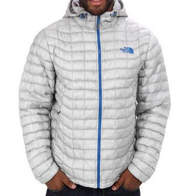 $88 The North Face ThermoBall Full Zip Men's Hooded Jacket