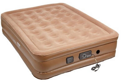 $87.99 Insta-Bed Raised Air Mattress with Never Flat Pump