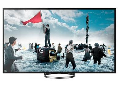 "$2195 Sony 65"" 4K Ultra HD 120Hz 3D LED Smart HDTV"