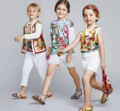 Up to 70% Off Select Dolce & Gabbana Kid's Apparel @ 6PM.com