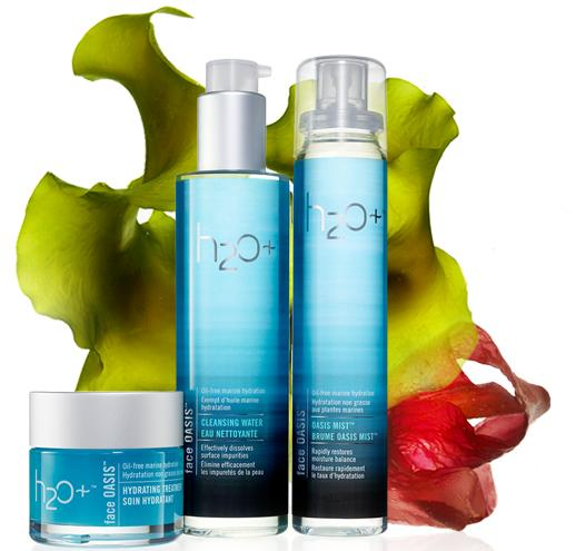 Free 3-piece Gift With Over $30 Purchase @ H2O Plus