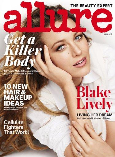 $4.99 Allure Magazine 1 Year Subscription (12 issues)