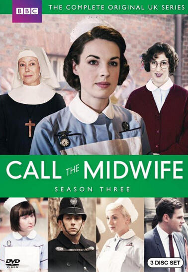 "Up to 55% Off  ""Call the Midwife: Seasons 1-3"" @ Amazon.com"