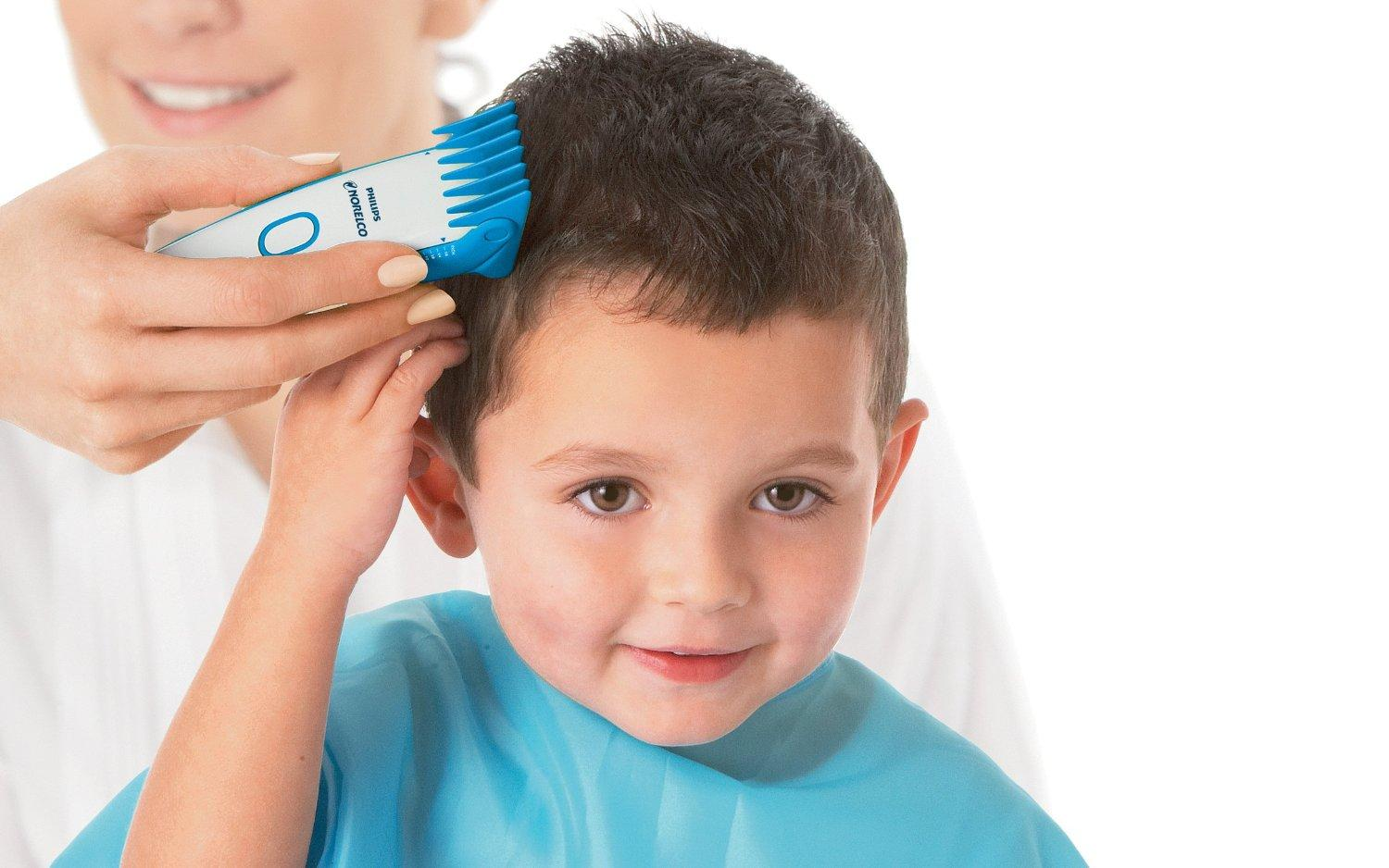 $26.24 Philips Norelco CC5059/60 Kids Hair Clipper