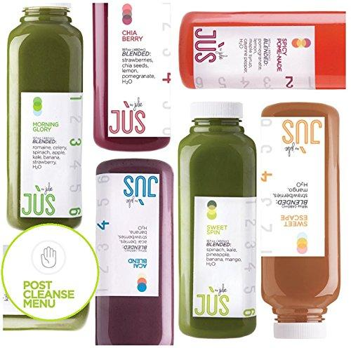 $139.99 Jus By Julie 5 Day 'Juice Till Dinner' Cleanse with Free *Overnight Shipping