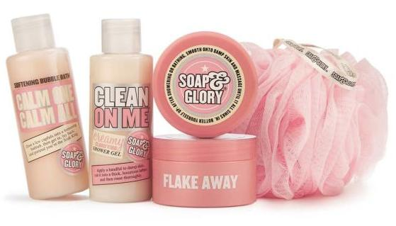 20% OFF Soap And Glory @ SkinStore