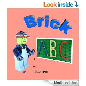Free Brick ABC: An Alphabet Book Illustrated with LEGO Bricks Kindle Edition