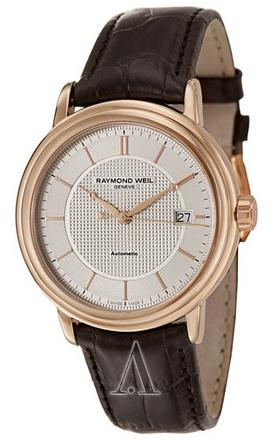 Raymond Weil Men's Maestro Automatic Date Watch 2837-PC5-65001 (Dealmoon exclusive)