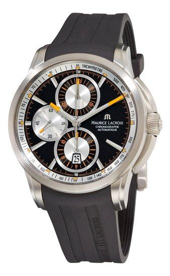 Maurice Lacroix Men's Automatic Chronograph Watch, PT6188-TT031330