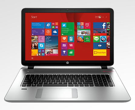 $734.99 HP ENVY 17t 17.3-inch Touch Laptop w/Intel Core i7, 12GB RAM