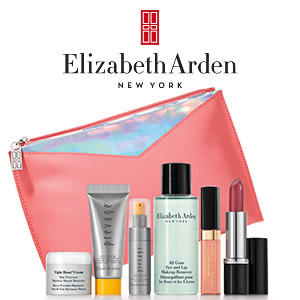 Dealmoon Exclusive! 25% OFF+ Free 7-Piece Deluxe Gift with ANY $80 + Order @ Elizabeth Arden