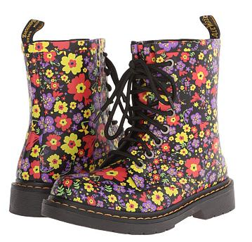 $48 Dr. Martens Drench 8-Eye Boot