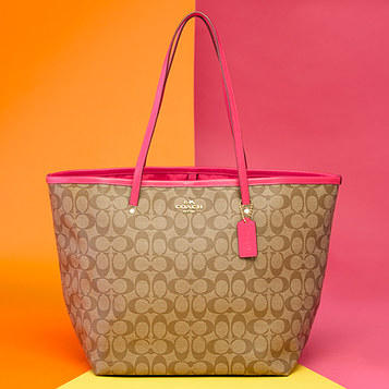 Up To 30% Off Coach Sale @ Zulily