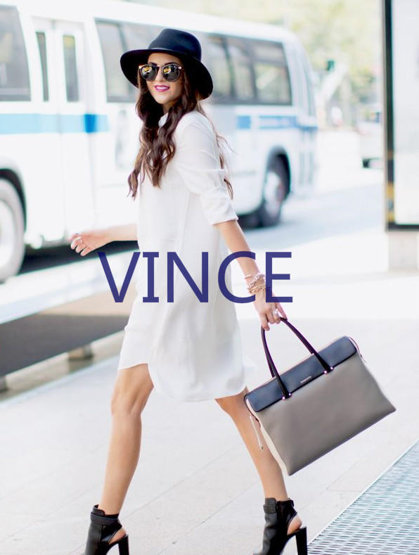 Up to 60% Off End-of-Season Sale @ Vince