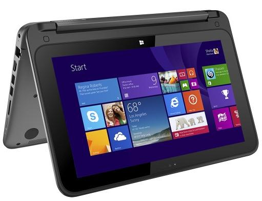 "$249.99 HP Pavilion x360 2-in-1 11.6"" Touch-Screen Laptop"