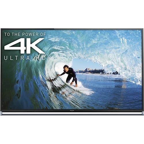 "$1799.98 Panasonic 65""  LED 4K 120Hz Smart 3D HDTV"