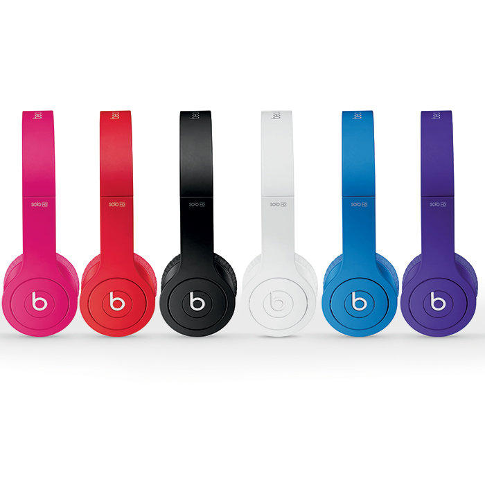 $99.99 Beats by Dre Solo HD Drenched Headphone