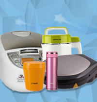 $10 Off $99 or $25 Off $199 Kitchen & Home Appliances