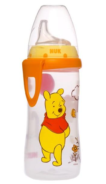 $6.86 Disney Winnie the Pooh NUHActive Cup Silicone Spout, 10 ounce, 12+ Months