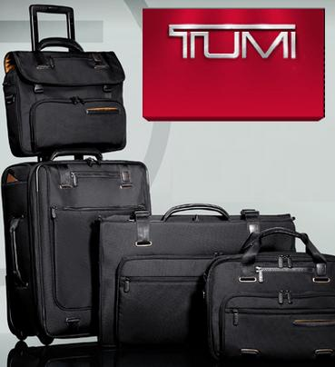 Up to 40% Off Tumi End of Season Closeout @ eBags