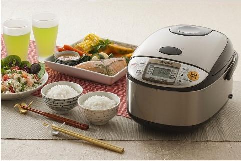 $150.96 Zojirushi NS-TSC10 5-1/2-Cup Micom Rice Cooker and Warmer,