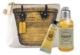 Today Only! Free 3 Deluxe Samples @ L'Occitane